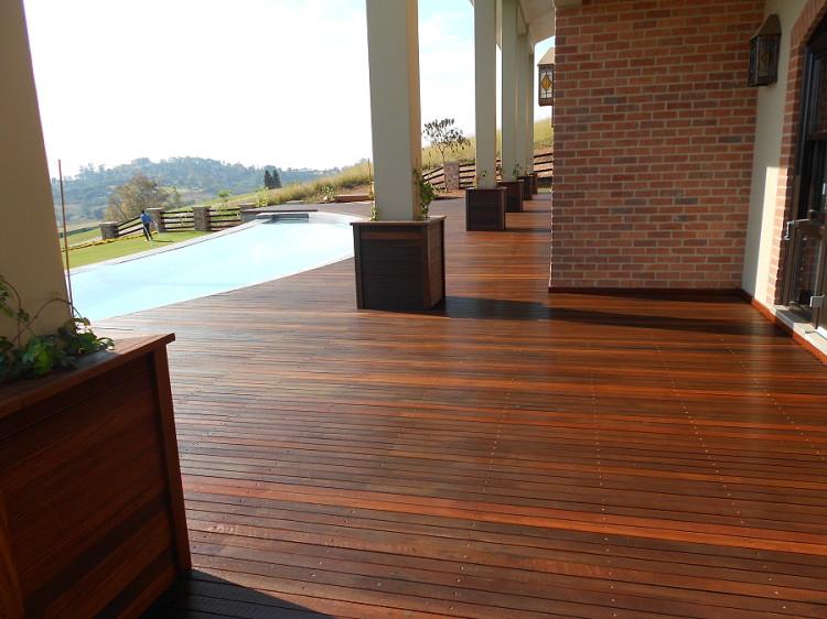 Wooden Deck 7