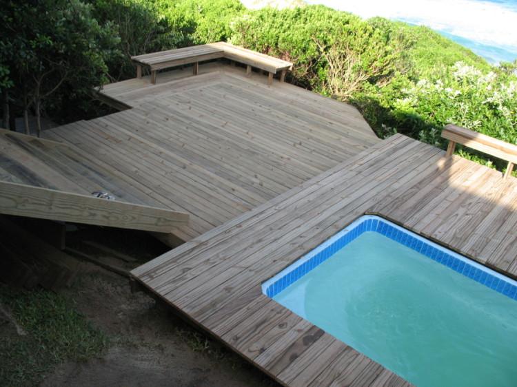 Wooden Deck 3