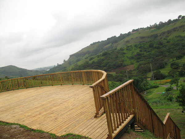 Wooden Deck 12