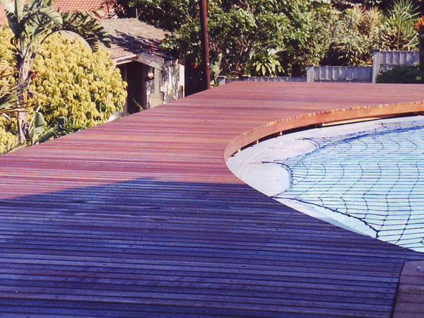 Wooden Deck 11