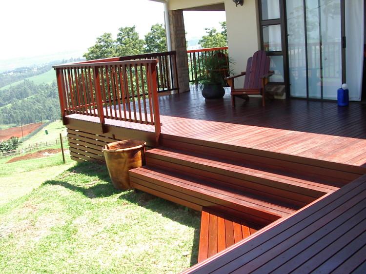 Wooden Deck 8