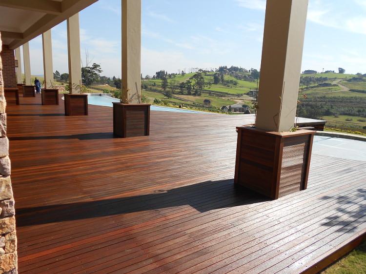 Wooden Deck 5