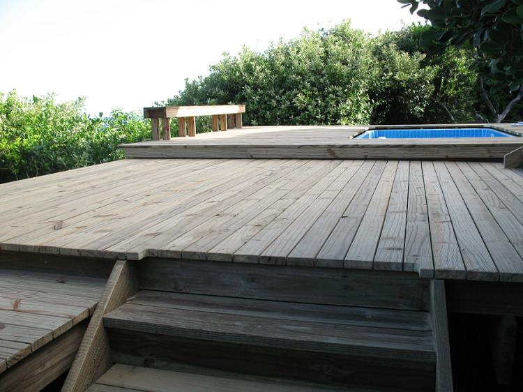 Wooden Deck 2